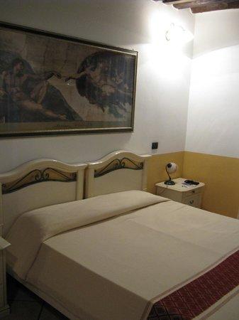 Sardinia Domus: Camera da letto
