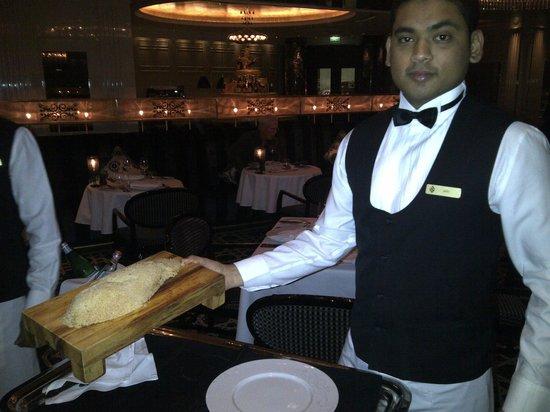 Brasserie Angelique: Mr. John :)