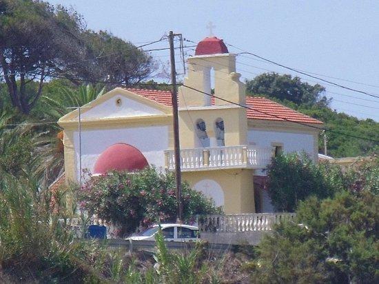 Barras Restaurant San Stefanos