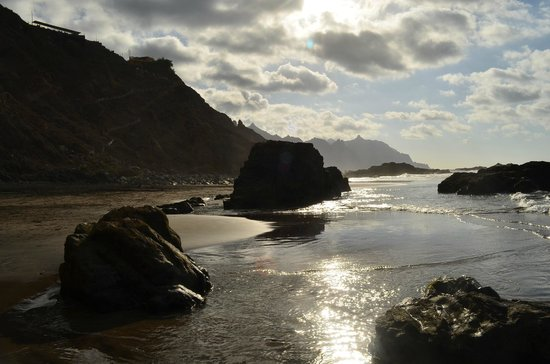 Playa de Benijo: playa