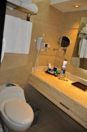 GHL Hotel Capital: bathroom