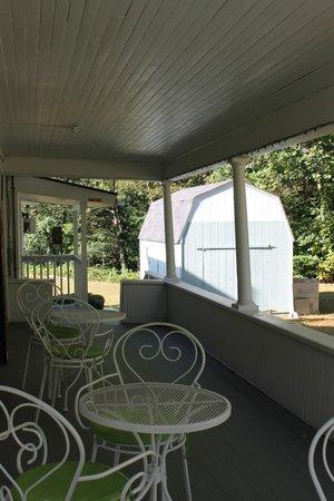 Samuel O'Reilly House: porch
