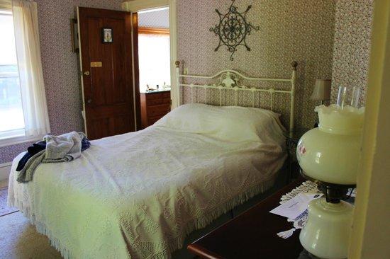 Samuel O'Reilly House: our room