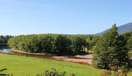 Wyatt House Country Inn: view from our balcony