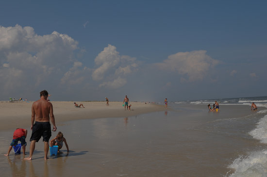 Assateague State Park Camping: wonderfull beach