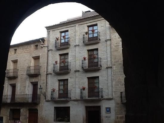 Hotel Del Sitjar: fachada hotel