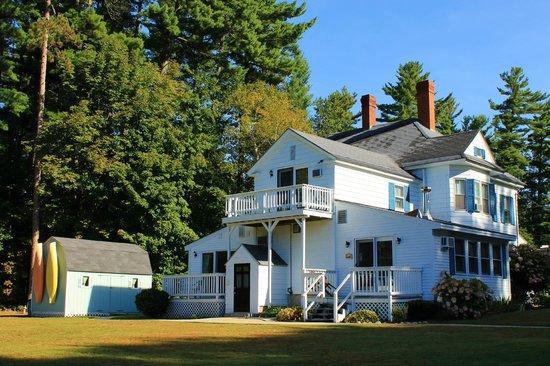 Samuel O'Reilly House: rear of the inn