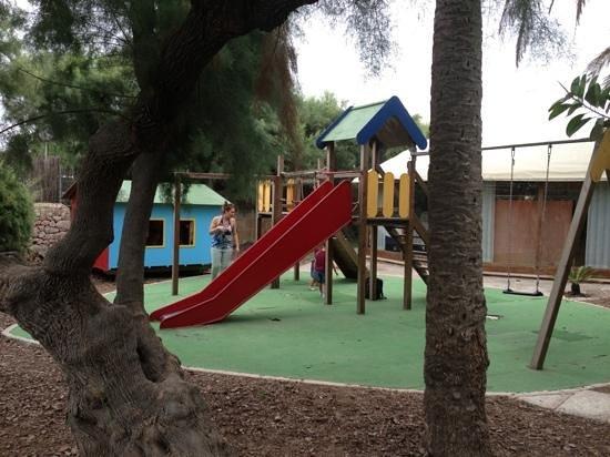 can CuarassA: Great little playground