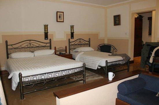 Lake Naivasha Simba Lodge: interno della camera