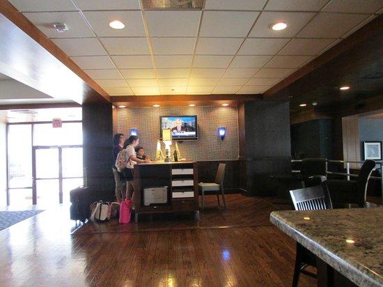 Hilton Houston NASA Clear Lake : Lounge