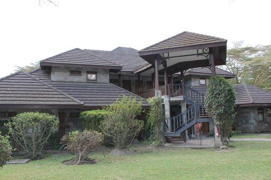 Lake Naivasha Simba Lodge: struttura delle camere