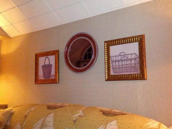 Saybrook Point Inn & Spa: Lighthouse suite - decor