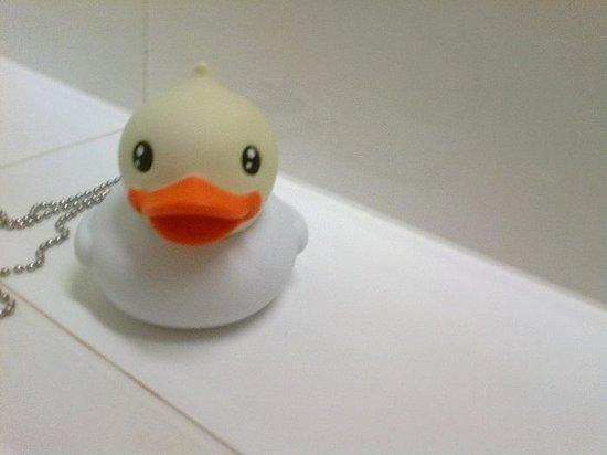 Klaus K Hotel : Ducky
