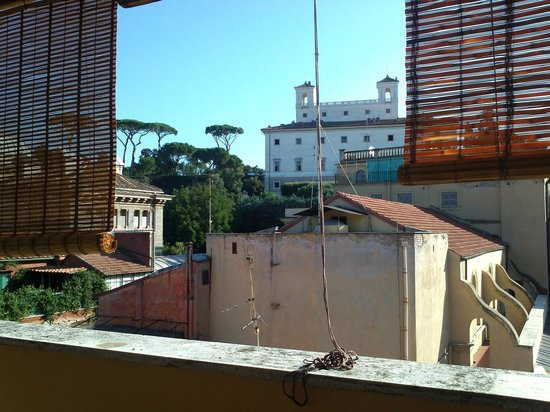Domus Valeria : View from the terrace