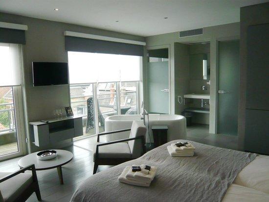 Asgard Hotel: Suite auf dem Dach
