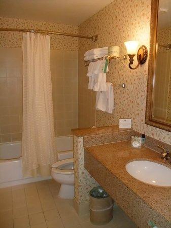 Best Western Plus Independence Park Hotel: salle de bain