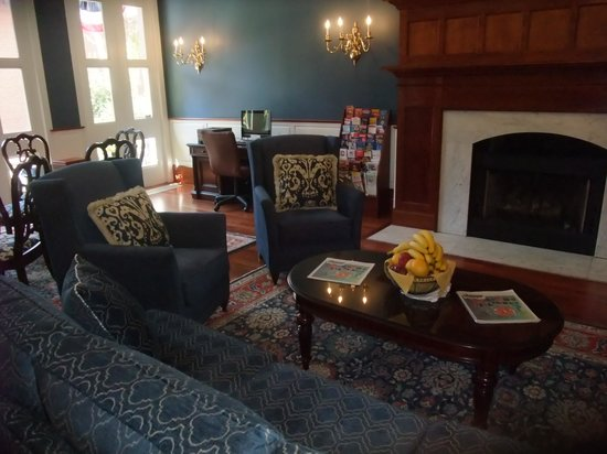 Best Western Plus Independence Park Hotel: hall