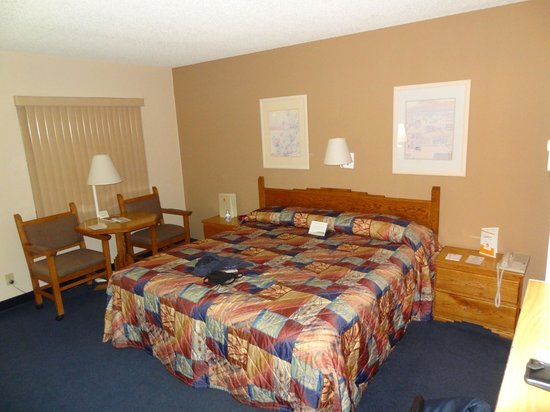 Hospitality Suite Resort: Chambre