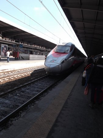 Treni Eurostar Italia: Trem