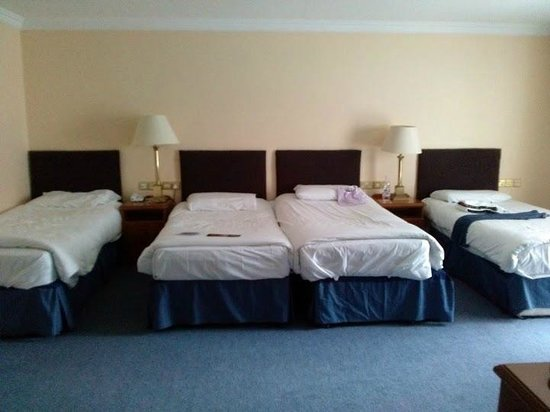 The Belvedere Hotel: camera