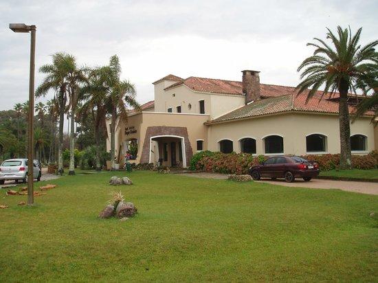 Hotel Parque Oceanico: Vue générale du bâtiment principal
