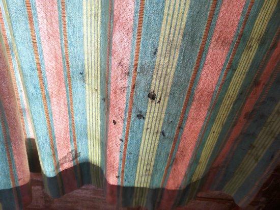 United-21 Paradise, Ooty : room curtain