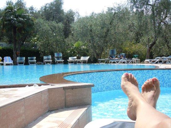 Villa Florida: piscina