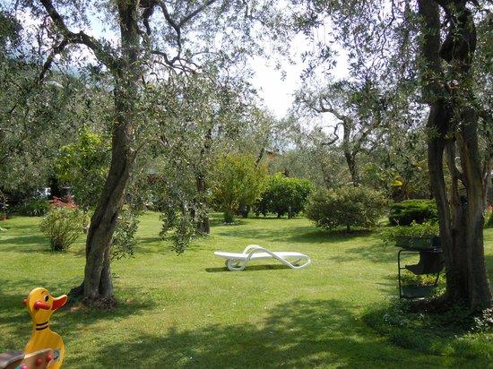 Villa Florida: posti ideali per una siesta