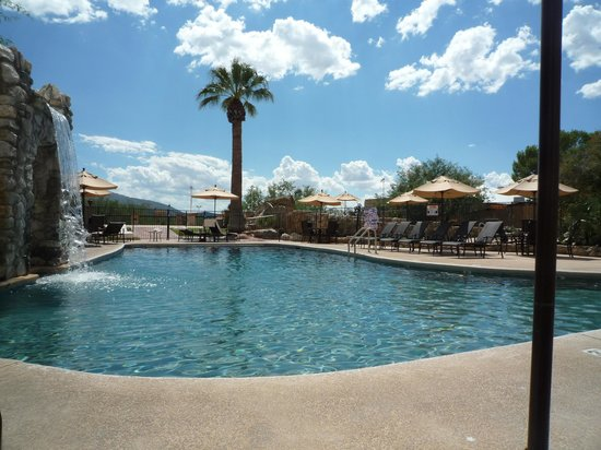 Tanque Verde Ranch: Lovely Pool