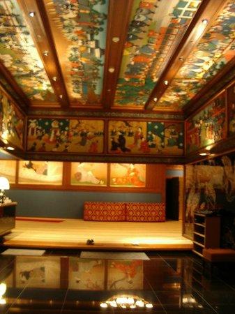 Meguro Gajoen: 古い料亭が宴会場にいかされています