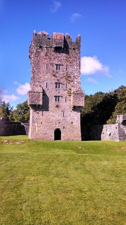 Aughnanure Castle: Tower House