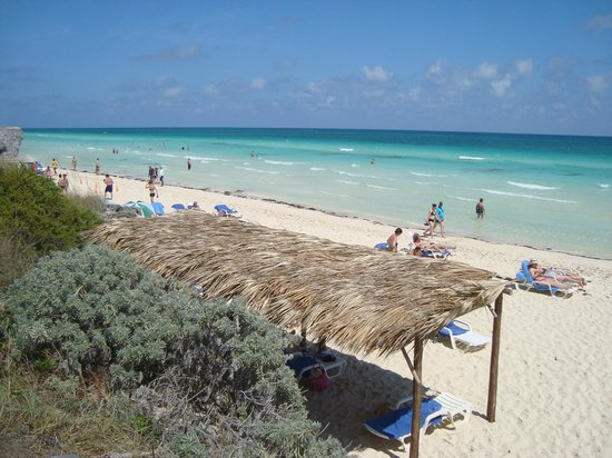 Iberostar Cayo Coco - Praia / bar de praia