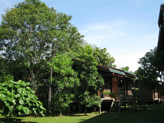 Paganakan Dii Tropical Retreat: Una delle camere