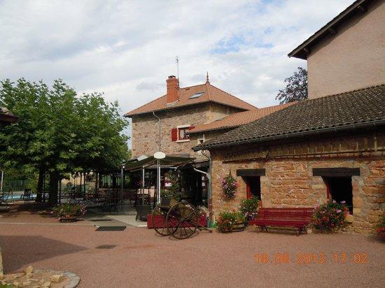 Le Moulin de Saint Vérand : Vue générale