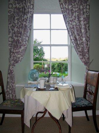 Kerrysdale House: La sala colazione