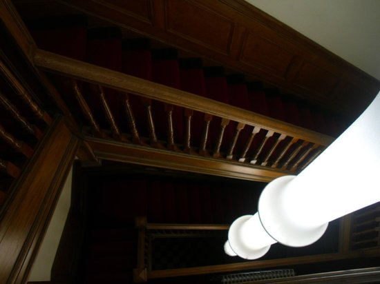 The Bonham Hotel: Light feature