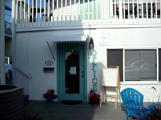 The Inn on Siesta Key: Office