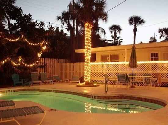 The Inn on Siesta Key: Weihnachten am Pool