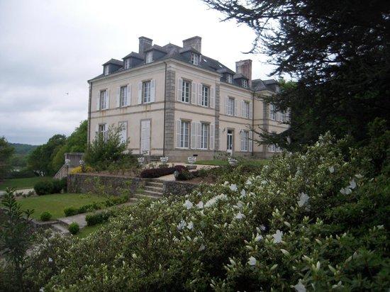 Château de Locguénolé : chateau de locguenole
