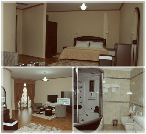 Hotel Panorama: Luxury room