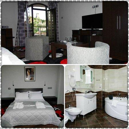 Hotel Panorama: Double comfort room