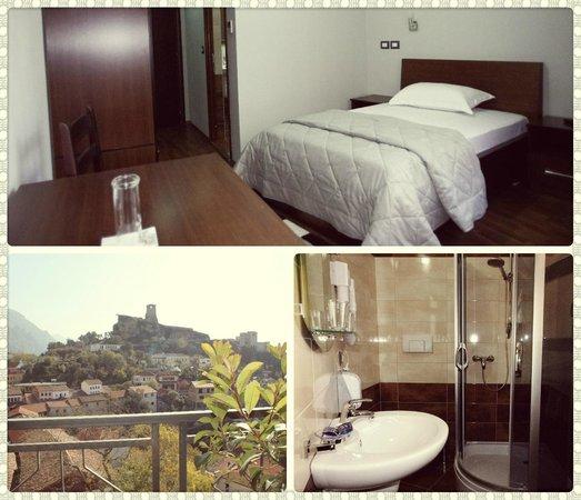 Hotel Panorama: Single room