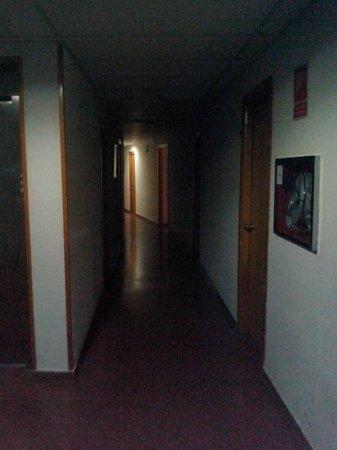 Venta Magullo: pasillo del horror....sin luz