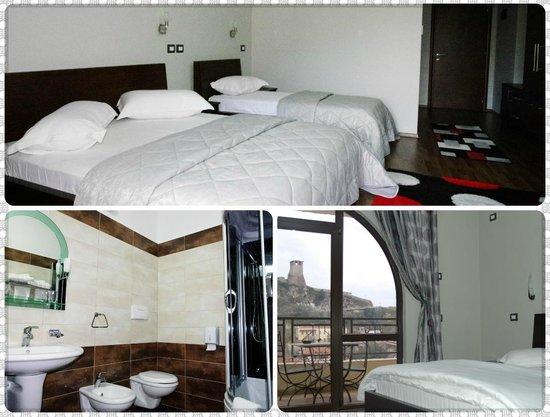 Hotel Panorama: Triple room