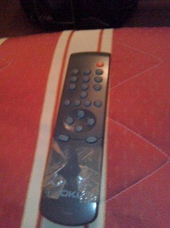 Venta Magullo : el mando a distancia roto