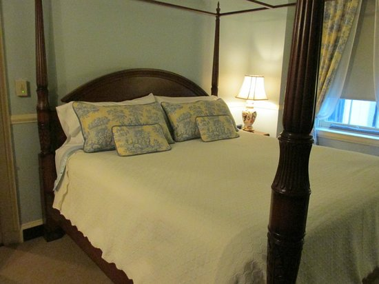 Rachael's Dowry Bed and Breakfast: The Odorian Room