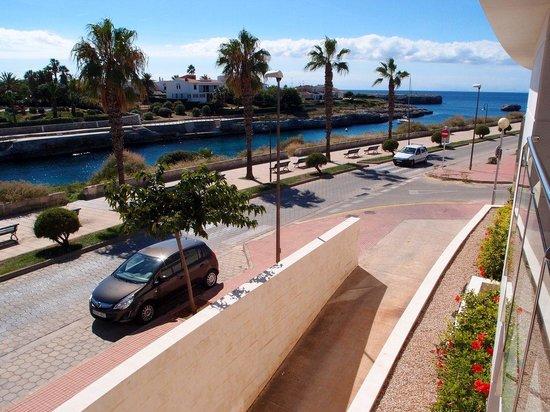 Port Ciutadella: Top floor view