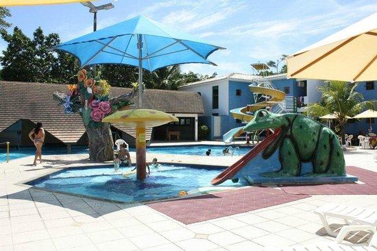 Brisa da Praia Hotel: PILETA DE NIÑOS. LO MEJOR!!!