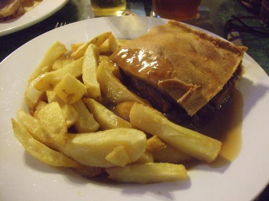 The George and Dragon: Dinner