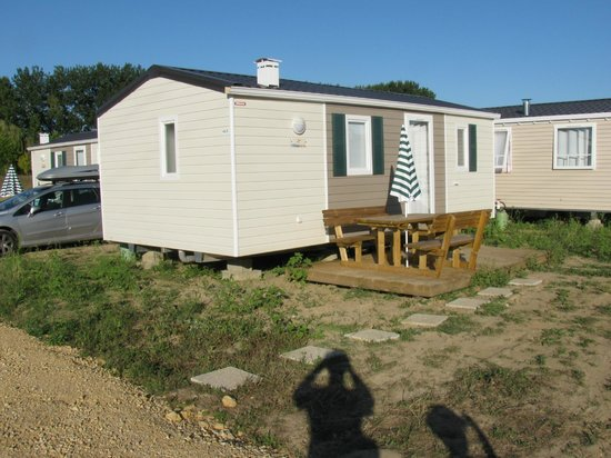 Camping Tohapi le Parc des Allais: Le terrain aménagé
